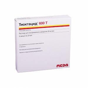 Тиоктацид 600Т