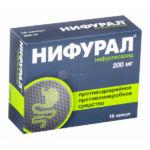 Препарат Нифурал