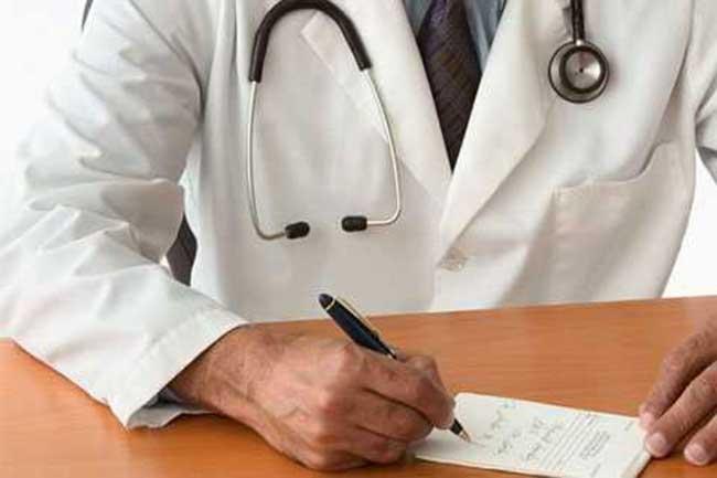 Медикаменты по назначению врача