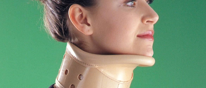 6 преимуществ и недостатки воротника Шанца. Помогает ли при остеохондрозе?