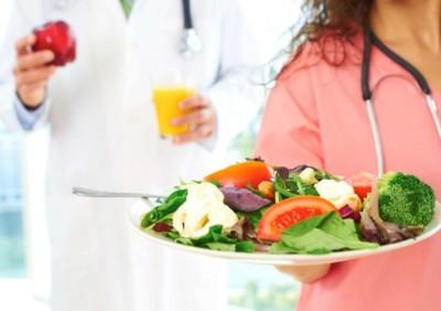 врач назначит питание