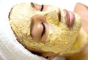 банановая маска для жирной кожи лица
