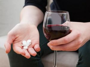 Совместимость алкоголя и Релифа