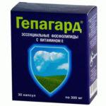 Препарат Гепагард