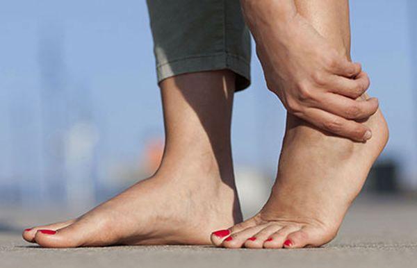 Бурсит голеностопа, как и чем лечит сустав?