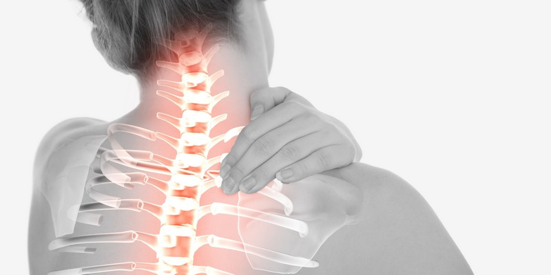 Таблица связи видов остеохондроза и локации болей. Определите что у вас?