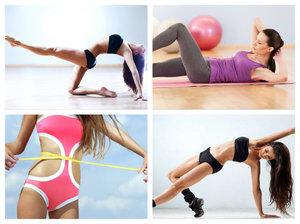 Красивые колени: упражнения