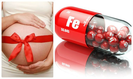 Зачем при беременности назначают препараты, содержащие железо, их влияние на женщину и плод