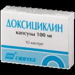 Доксициклин раствор