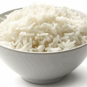 Рис в чашке
