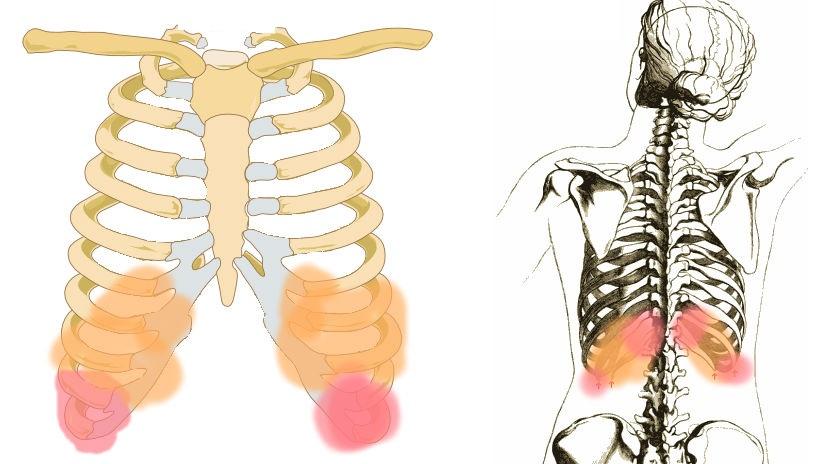 4 причины боли в спине в области почек. Проверьте себя, может вы уже больны!