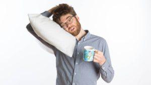 Только кофе и спасает