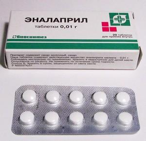 Ознакомьтесь с инструкцией по применению препарата Эналаприл.