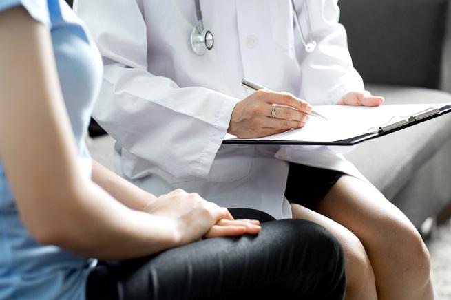Опрос у врача