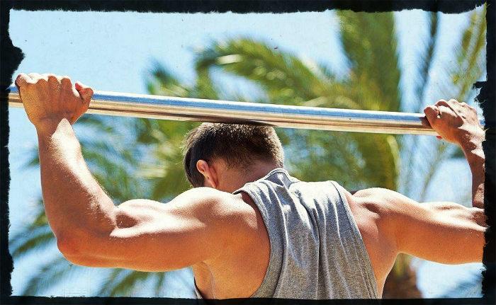 6 полезных эффектов от турника при остеохондрозе