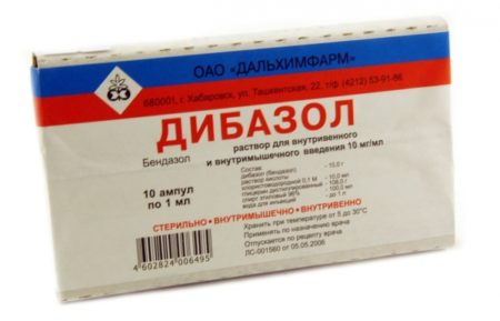 Инструкция по применению Дибазола: при каком давлении нужны таблетки, противопоказания и аналоги лекарства