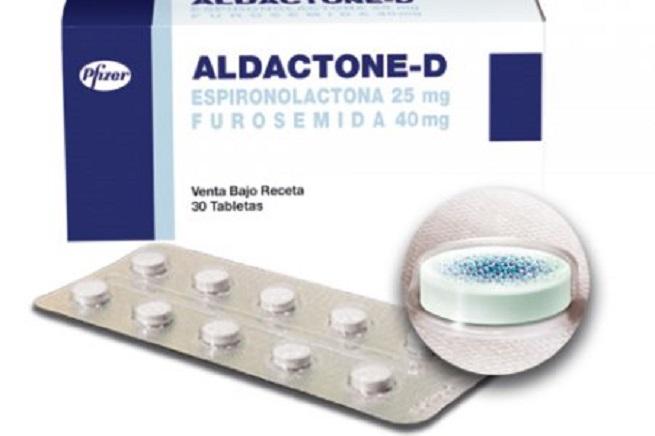 Альдактон