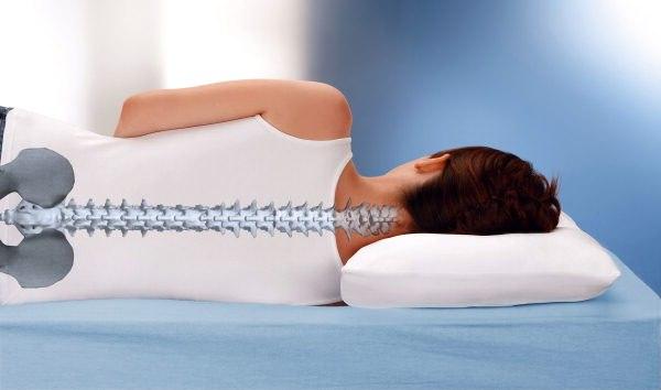 3 совета для правильного сна при сколиозе. Выбор спальных принадлежнойстей