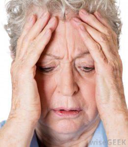головная боль, это пол беды