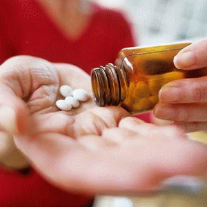 Таблетки из бутылочки