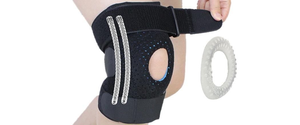 Как выбрать наколенник при артрозе колена чтобы не навредить себе?