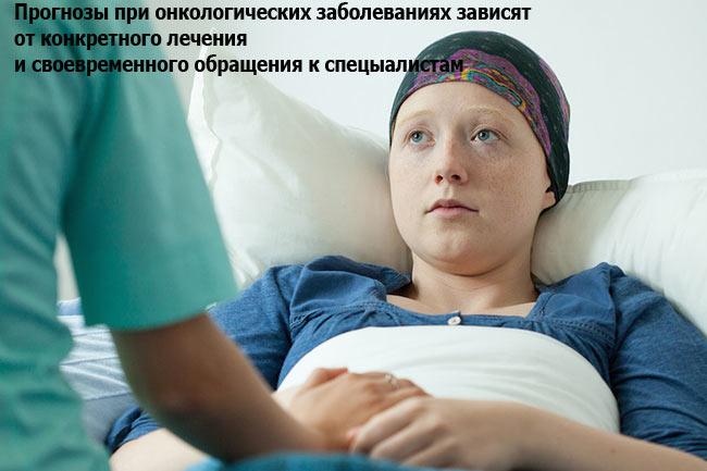 Прогнозы при онкологических заболеваниях