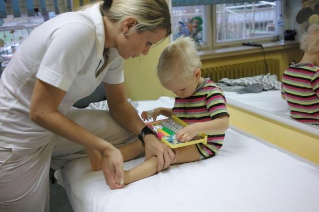 Работа с ребенком