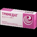 Препарат Тримедат таблетки