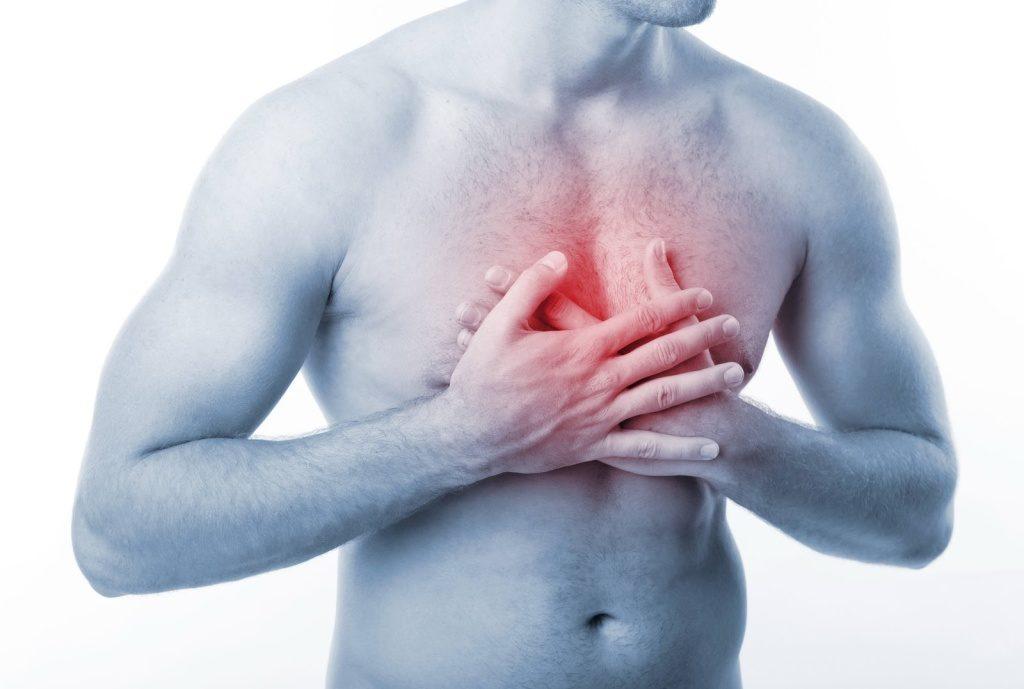 Чем отличается простая боль в сердце от боли при грудном остеохондрозе?