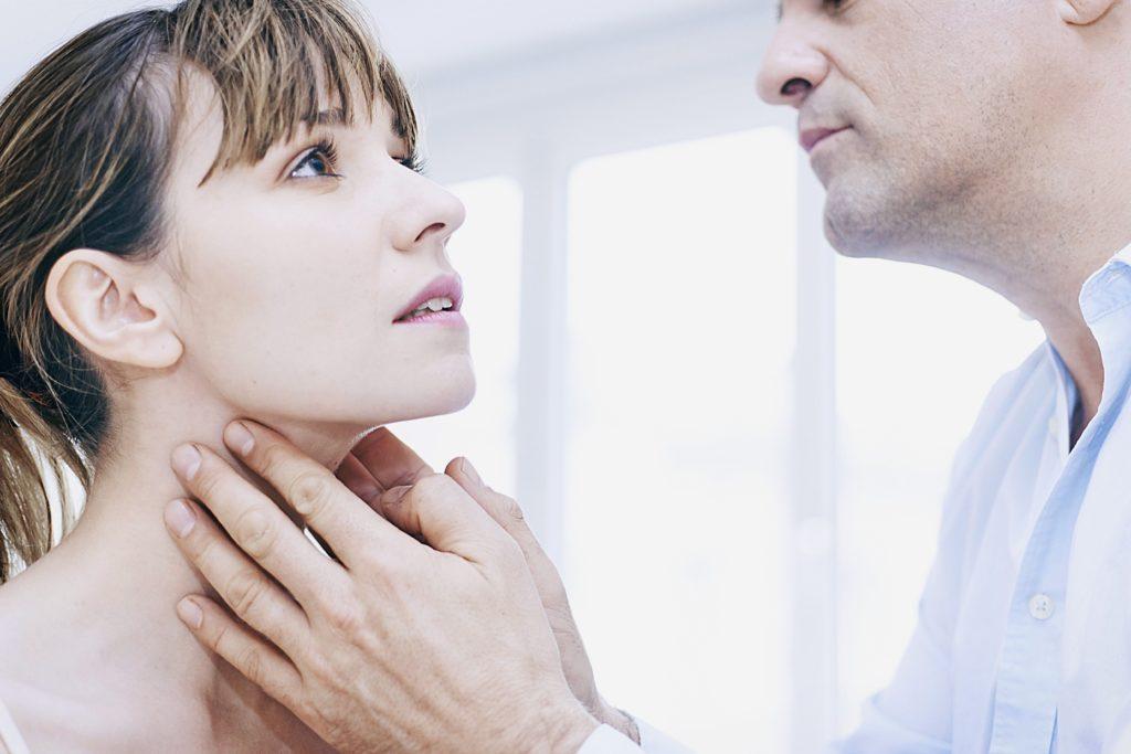 Диагностирование мононуклеоза