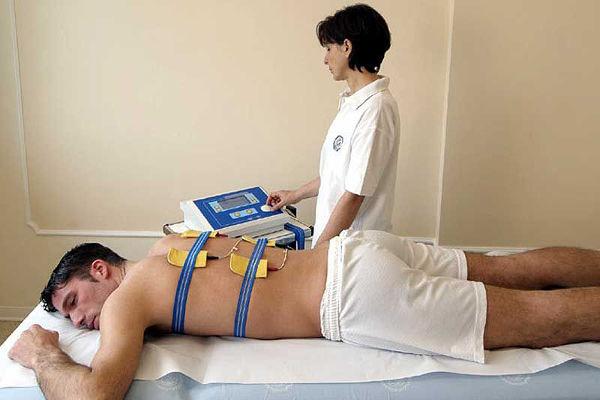 3 эффекта электрофореза и карипазима при грыже позвоночника