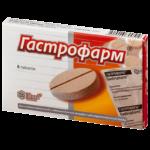 Гастрофарм таблетки