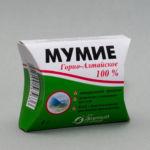 Препарат Мумие