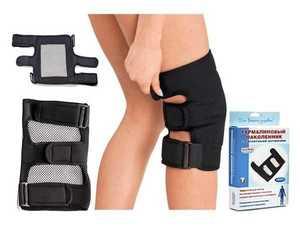 Наколенники для коленного сустава при артрозе