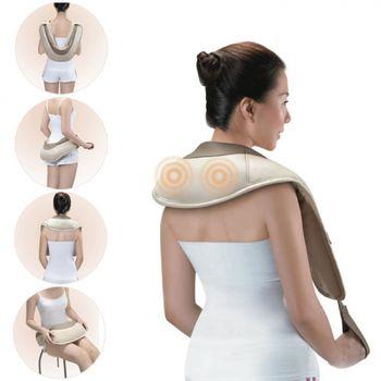 6 видов массажёров для спины и шеи есть ли от них толк?