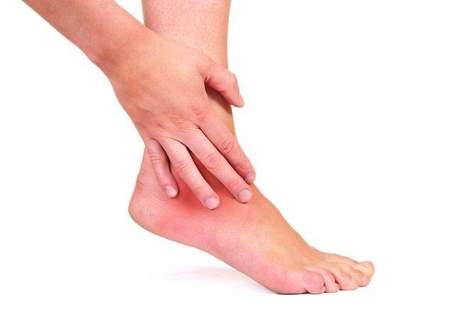 Воспаление голеностопного сустава 6 признаков проявления, как правильно лечить?