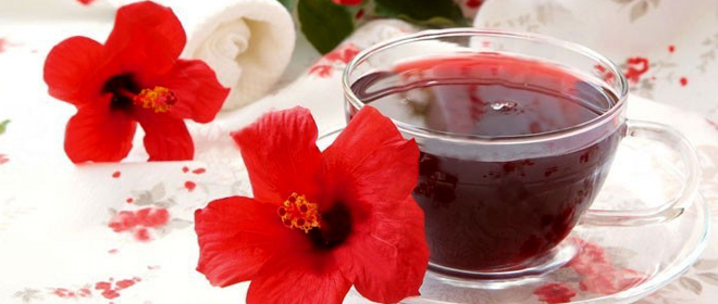 Влияние чая каркаде на давление в холодном и горячем виде
