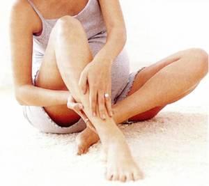 Почему чешутся ноги во время беременности