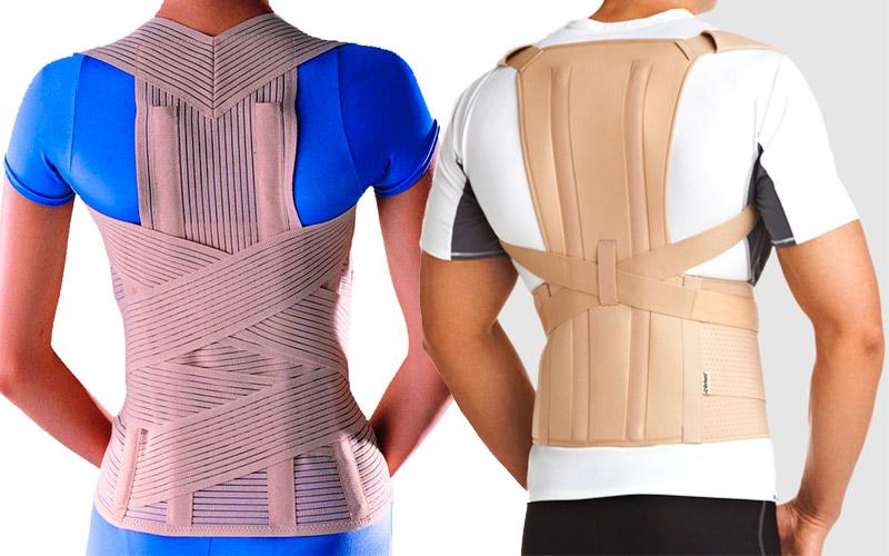 Корсеты, бандажи и ортезы для спины как правильно выбрать?