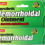 Геморроидал анестетик