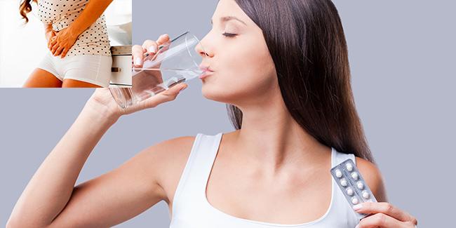 Таблетки при лечении цистита