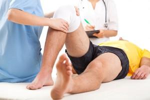 Способы лечения связок колена