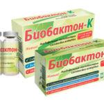 Препарат Биобактон