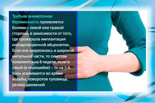 Внематочная беременность у женщин