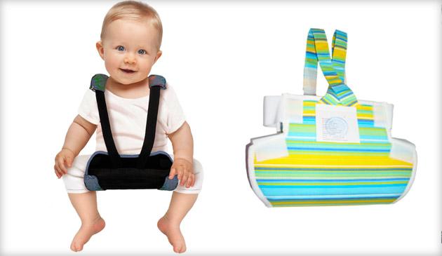 Подушка при дисплазии тазобедренных суставов или подушка Фрейка для новорожденных, как использовать?