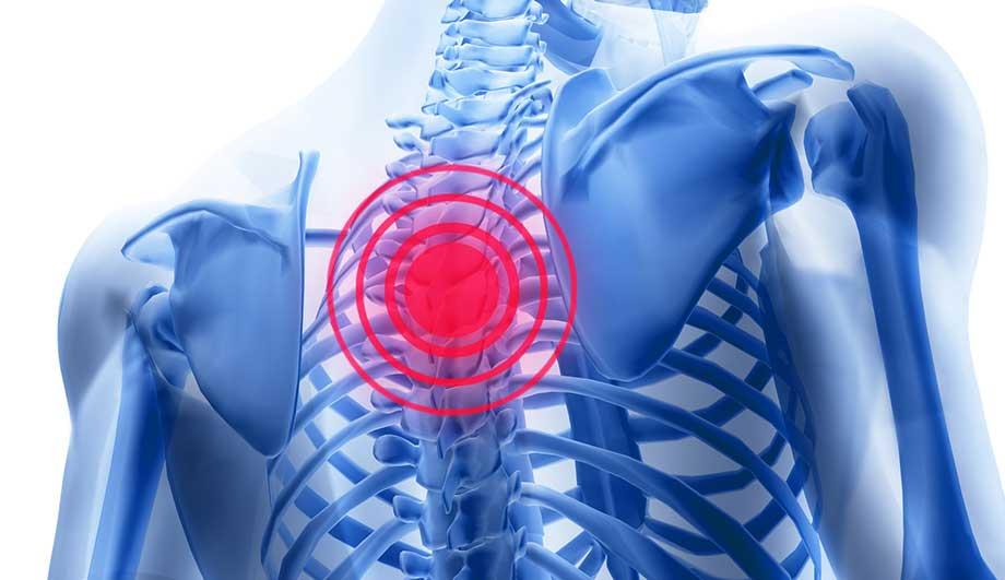 Остеохондроз грудного отдела позвоночника 5 симптомов и правильное лечение