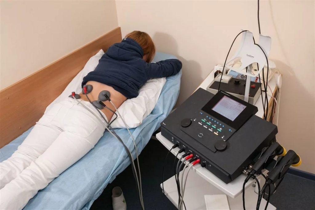 Электрофорез при остеохондрозе шеи и поясницы