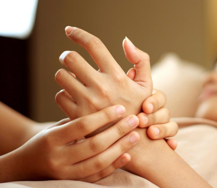 Боль в запястье просто и при сгибании кисти 10 причин и лечение