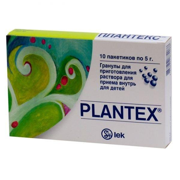 Плантекс гранулы
