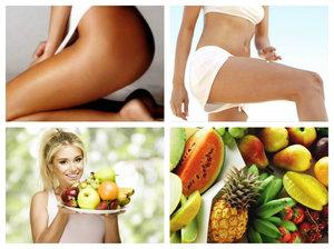 Для похудения в коленях - питание
